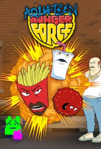 Aqua Teen Hunger Force – Season 4