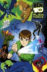Ben 10 Alien Force – Season 1