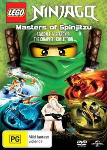 LEGO Ninjago Masters of Spinjitzu – Season 2