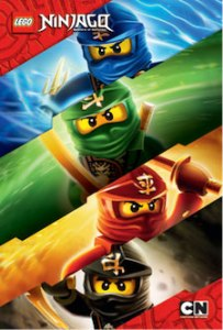 LEGO Ninjago Masters of Spinjitzu – Season 5