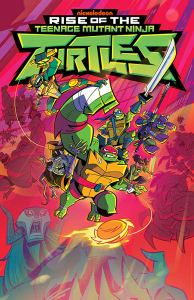 Rise of The Teenage Mutant Ninja Turtles – Season 2