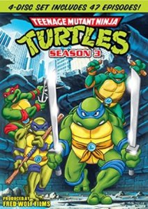 Teenage Mutant Ninja Turtles – Season 3