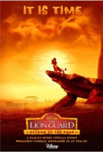 The Lion Guard – Return of the Roar