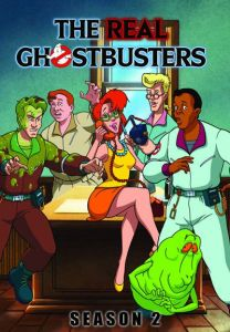 The Real Ghostbusters – Season 2