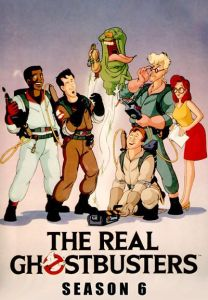 The Real Ghostbusters – Season 6