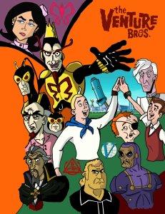 The Venture Bros – Season 3