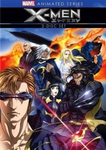 X-Men Anime Serie – Season 1