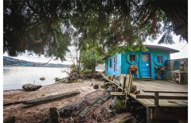 Al Neil & Carole Itter's Cabin