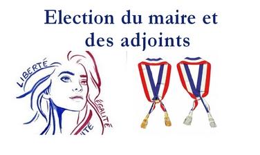 ELECTION DU MAIRE ET DES ADJOINTS – SAMEDI 23 MAI – 11H00