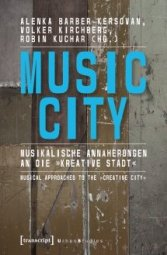 Book Cover Music City