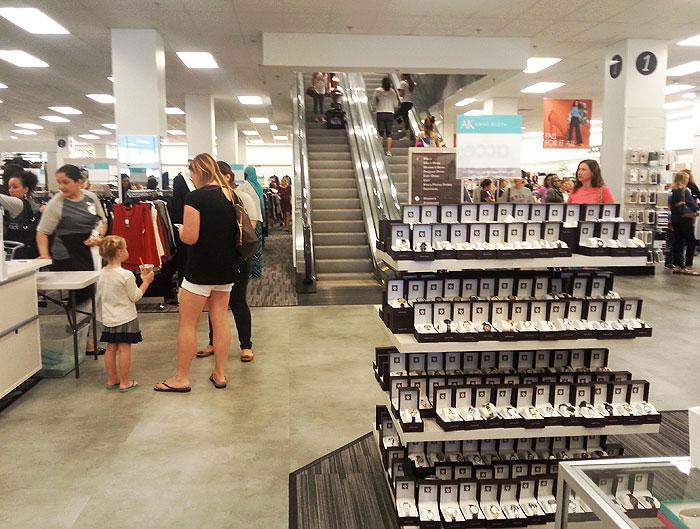 visiting nordstrom rack janss marketplace on the opening day thousand oaks ca life in usa
