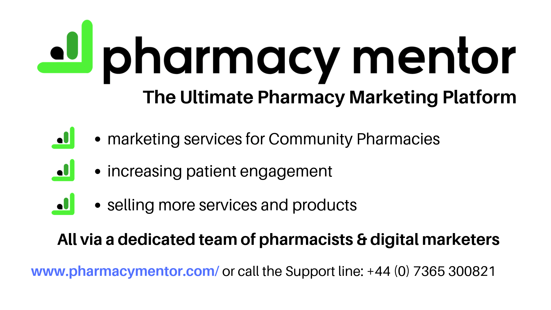 Pharmacy Mentor partnered with Lipotrim to offer professional pharmacy marketing