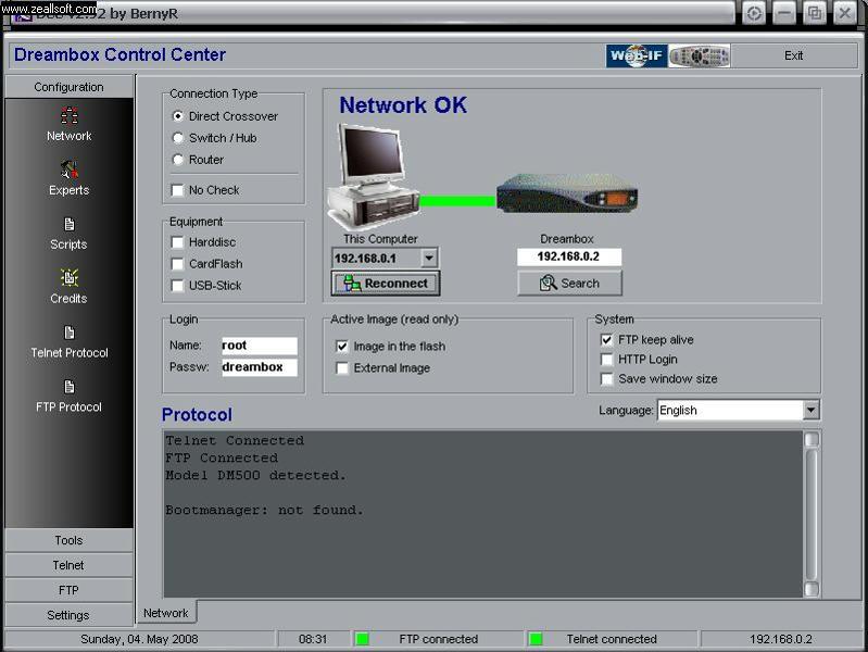 cccam server configuration