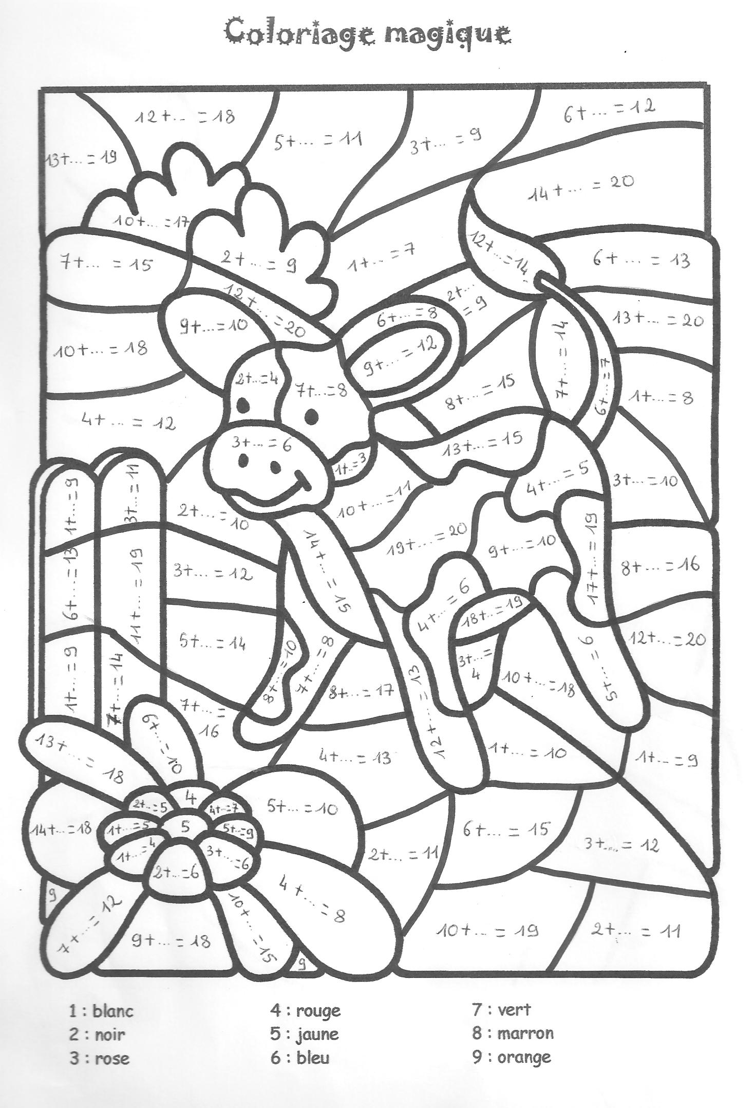 Coloriages A Imprimer Lettre V Numero