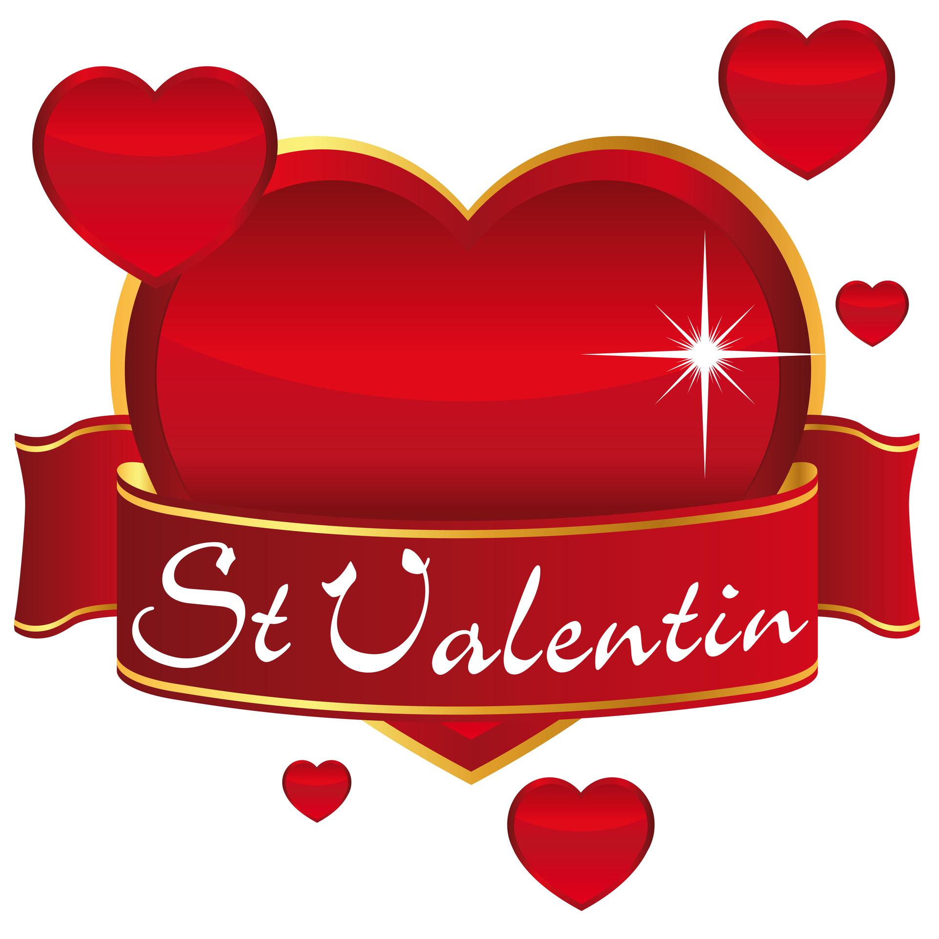 Dessins En Couleurs Imprimer Saint Valentin Numro