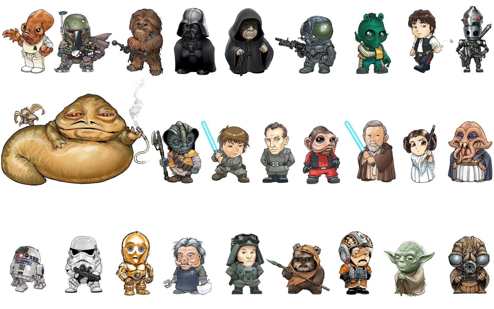 Dessins En Couleurs A Imprimer Star Wars Numero
