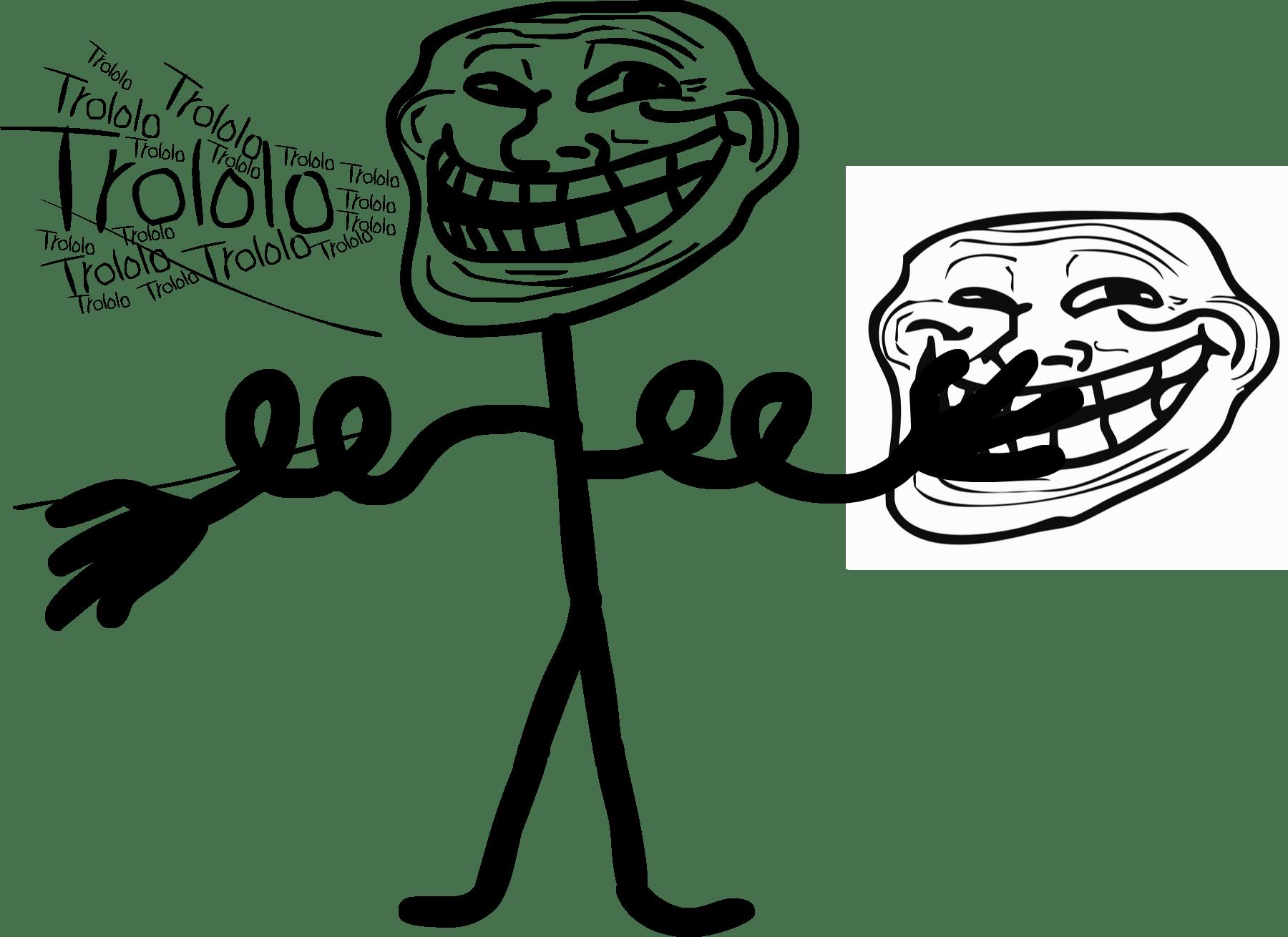 Y U No Troll Face