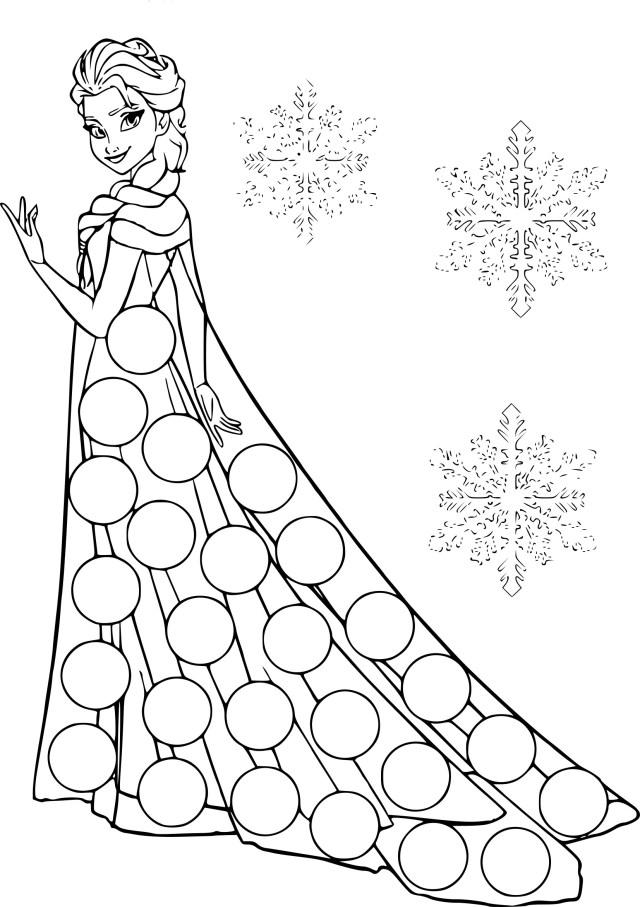 Coloriages à imprimer : La Reine des neiges, numéro : 26f26c