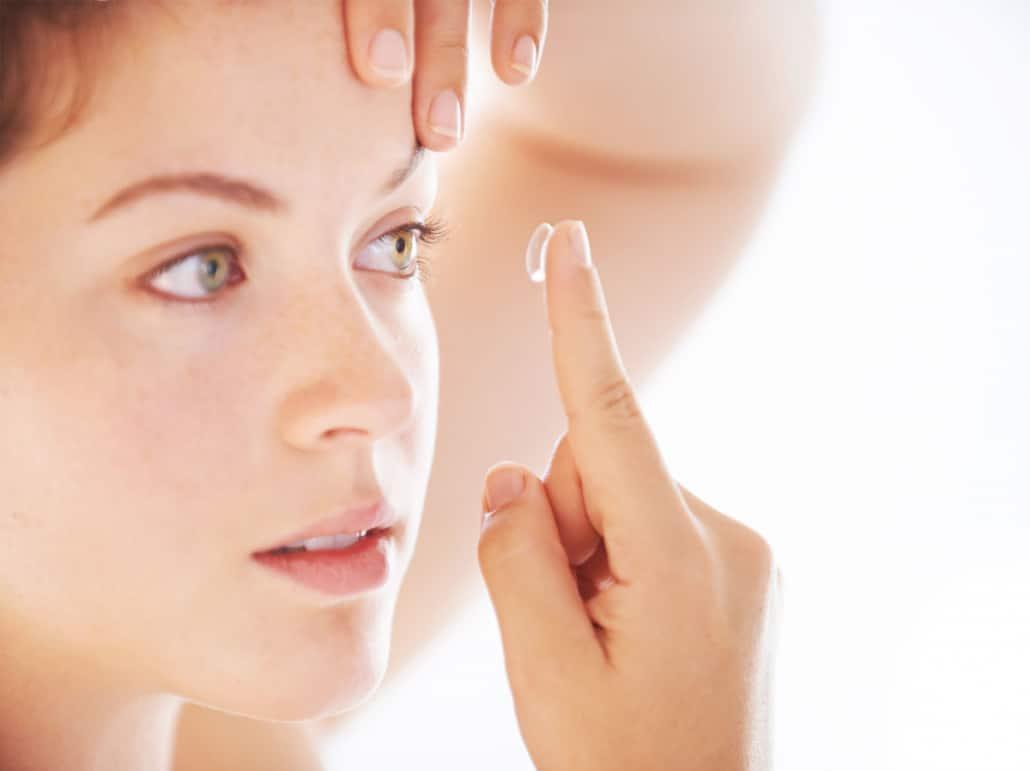 Lenti a contatto Coronavirus, che fare - Neovision Cliniche Oculistiche
