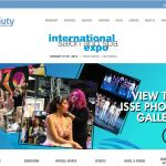 【2018年1月18日】International Salon and Spa Expo 出展決定