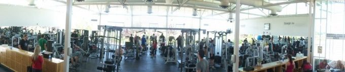 Palomar College Fitness Center
