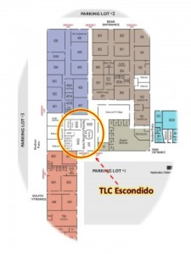 TLC Escondido Location