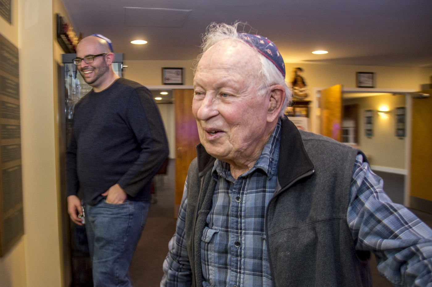 At 93, Holocaust survivor still teaches lessons from the Torah — and his life