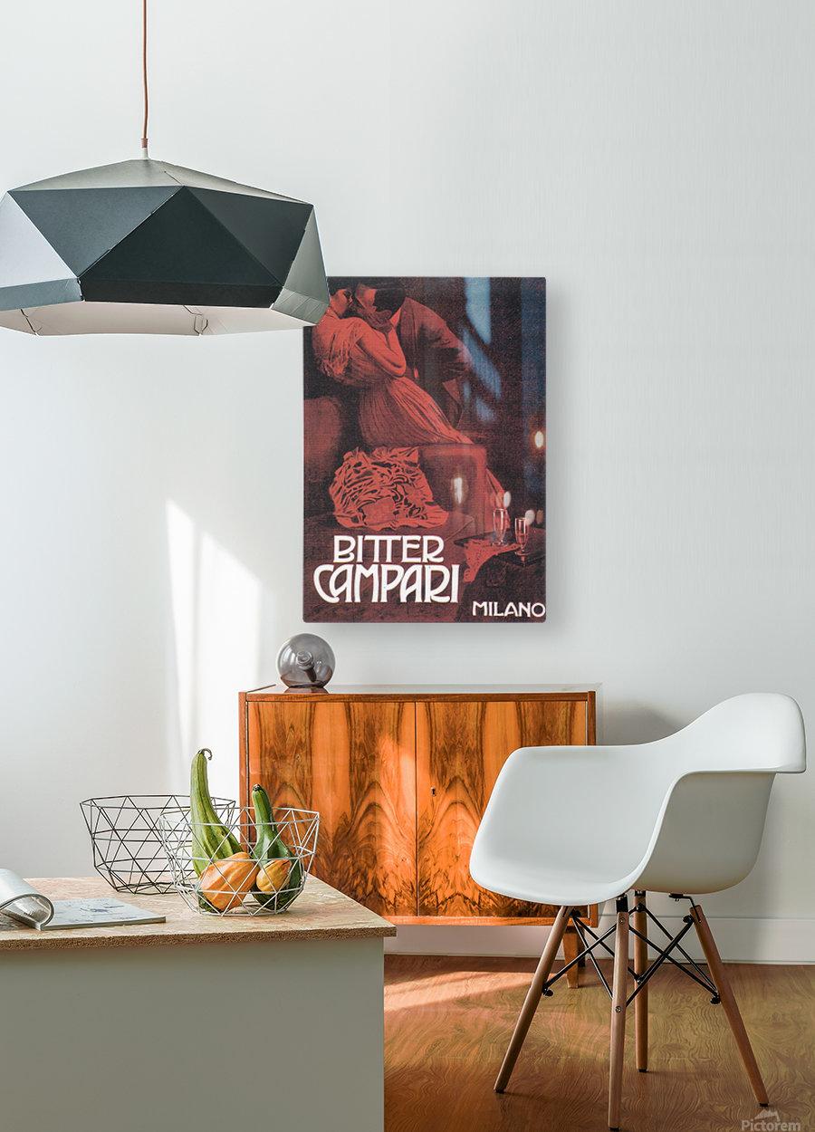 bitter campari poster