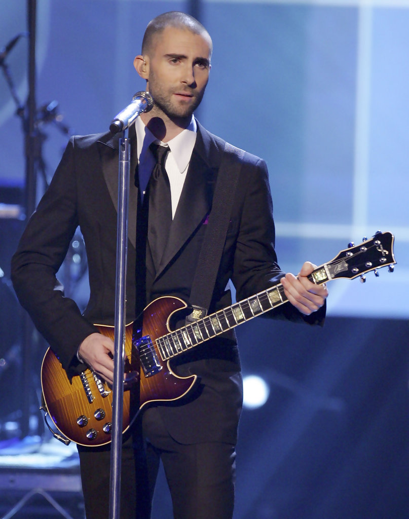 Adam Levine Photos Photos 2007 American Music Awards