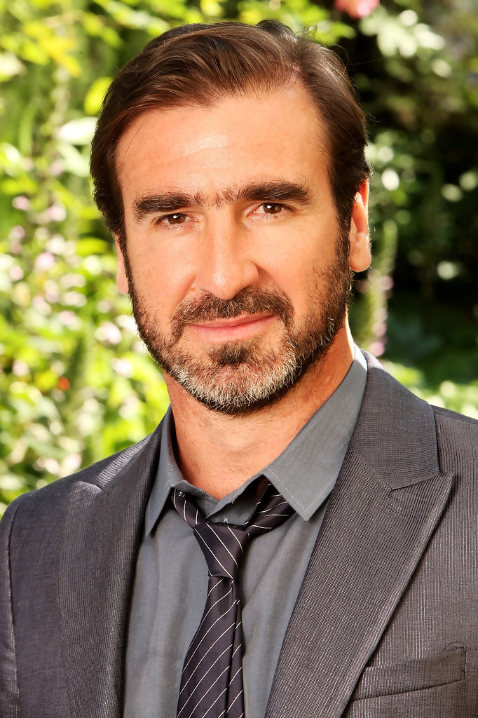 Everything has dropped, expanded and turned a funny color. Eric Cantona Photos Photos - Eric Cantona Portraits- 2009 ...