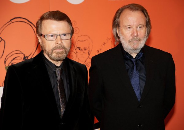 Bjorn Ulvaeus Photos Photos - Music Industry Trusts? Award ...