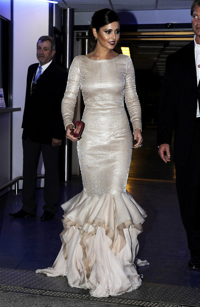 Cheryl Cole Evening Dress Cheryl Cole Clothes Looks