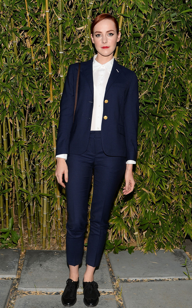 Jena Malone's Boldest Red Carpet Looks