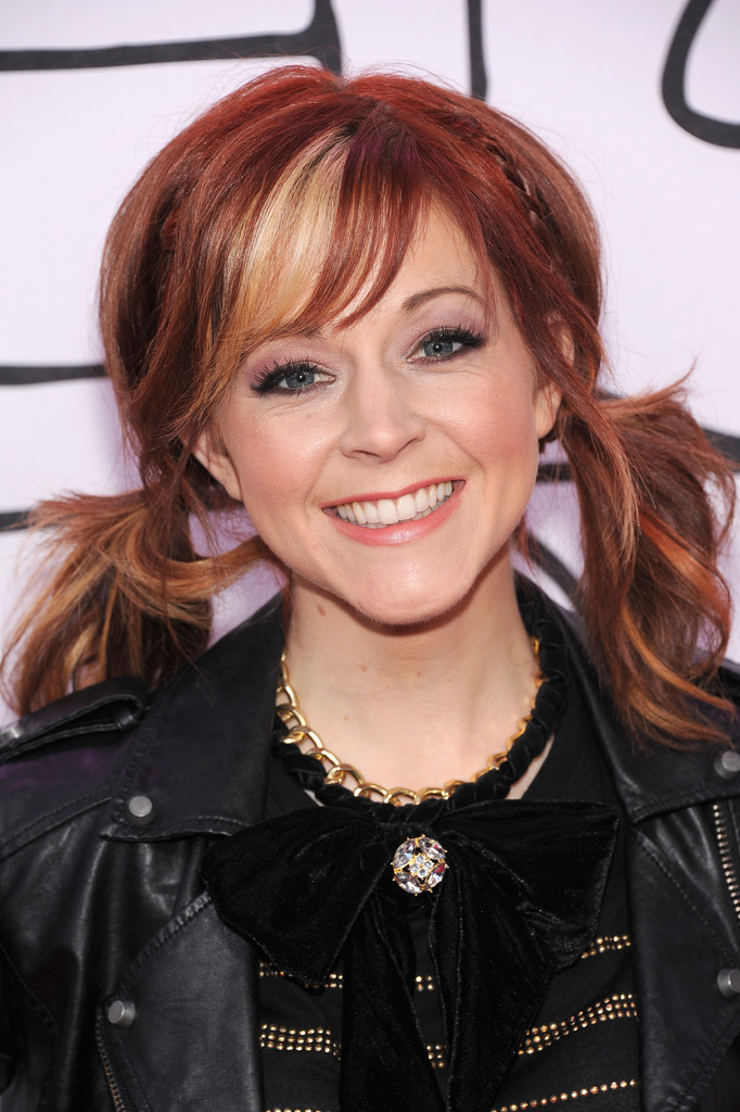 Lindsey Stirling Pigtails Shoulder Length Hairstyles