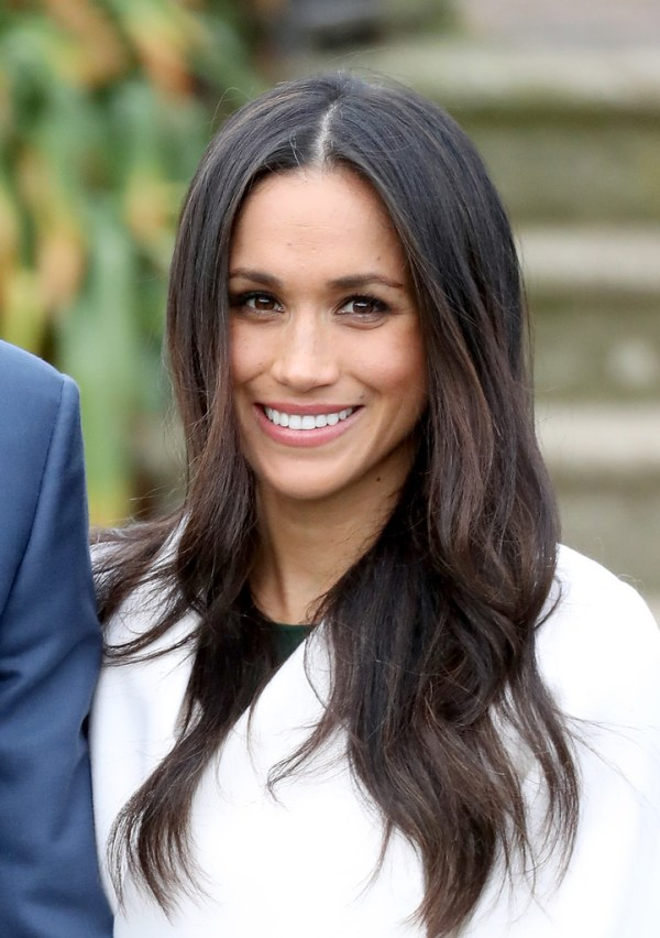 Meghan Markle Long Wavy Cut - Hair Lookbook - StyleBistro