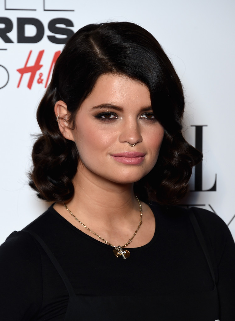 Pixie Geldof Short Curls Short Hairstyles Lookbook