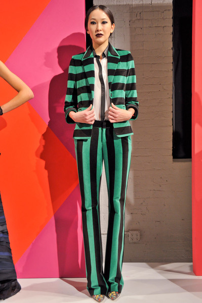 New York Fashion Week Fall 2012, Alice + Olivia