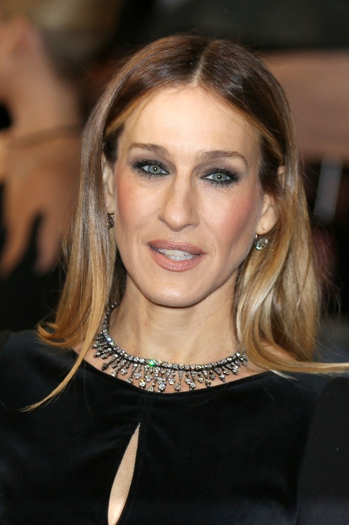 Sarah Jessica Parker Smoky Eyes Smoky Eyes Lookbook