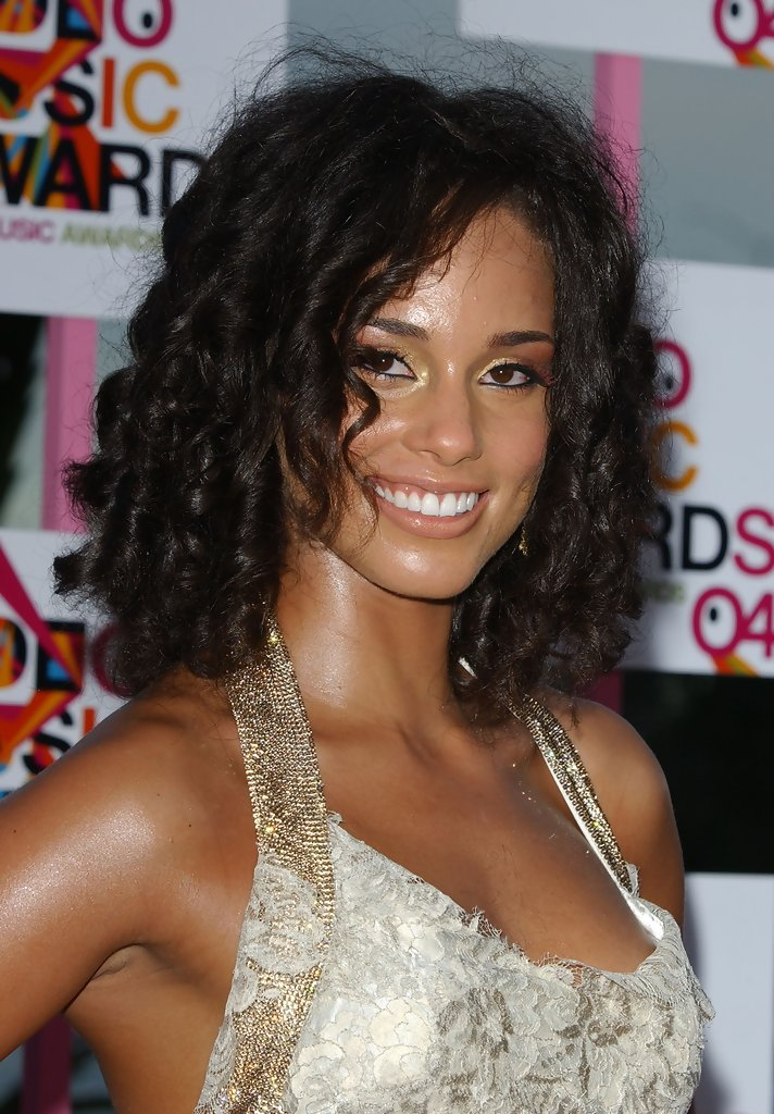 Alicia Keys Photos Photos 2004 MTV Video Music Awards