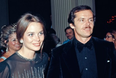 Image result for jack nicholson and michelle phillips