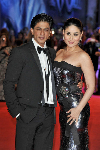 "Kareena Kapoor The UK Premiere of ""Ra.One"" at Cineworld O2 Arena in Greenwich."