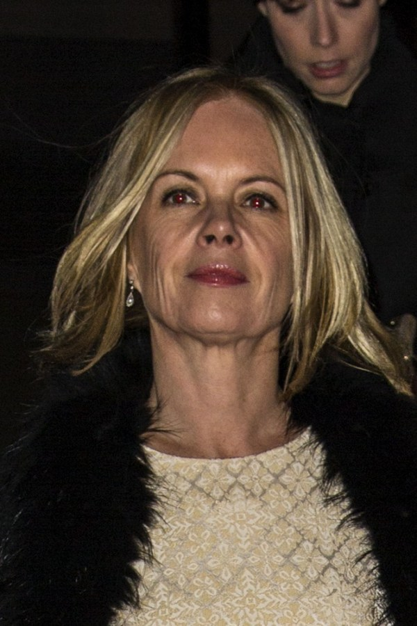Mariella Frostrup in Les Miserables World Premiere ...