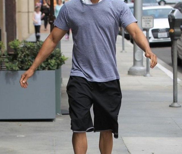 Rapper Common Spotted In Beverly Hills