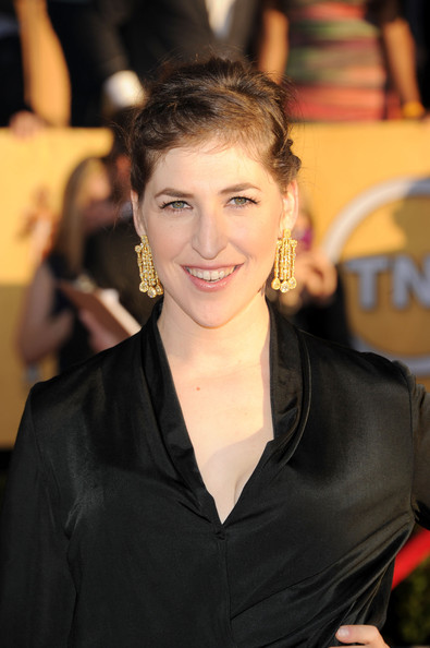 Mayim Bialik In 18th Annual Screen Actors Guild Awards