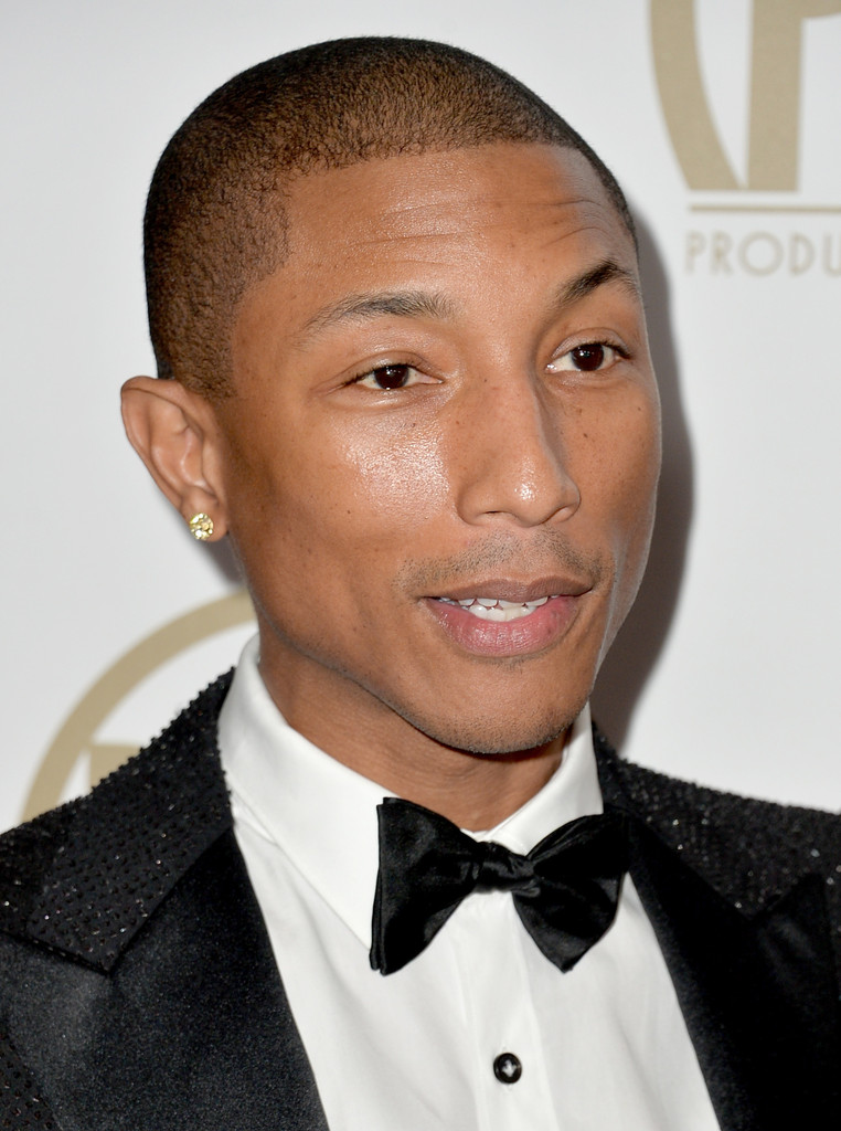 pharrell williams skin 2014