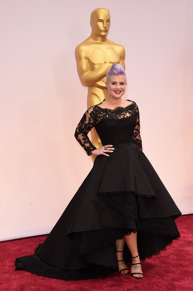 TV personality Kelly Osbourne attends the 87th Annual Academy Awards at Hollywood & Highland Center on February 22, 2015 in Hollywood, California.