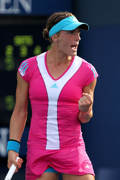 Andrea Petkovic - 2011 US Open - Day 11
