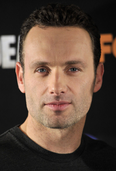 Andrew Lincoln - 'Andrew Lincoln and Robert Kirkman Attend 'The Walking Dead' Photocall in Madrid