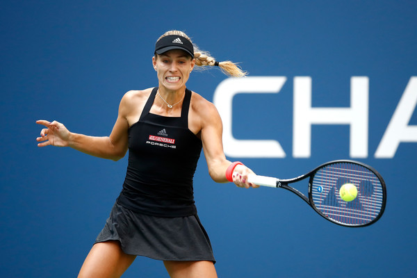 Image result for kerber 2018 us open zimbio