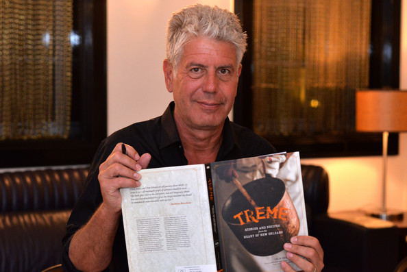 Image result for anthony bourdain Treme